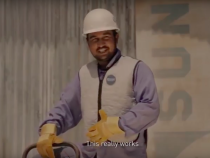 Emirates NBD's AC Vests For Laborers To Beat The Heat