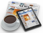People Prefer Digital Over Print For News & Views