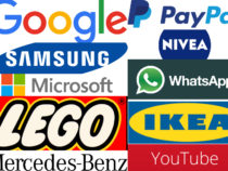 Google, PayPal, WhatsApp Lead Meaningful Brands