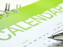 Mark Your Ecommerce Calendar In 2018