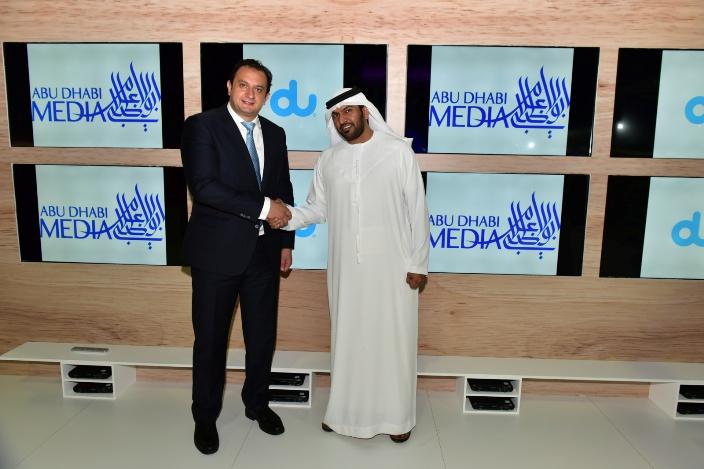 Hany Aly & Ahmad Al Menhali